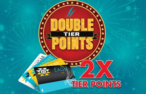 Double Tier Points